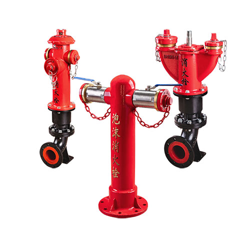 Deluge alarm valve supplier introduction_Outdoor fire hydrant